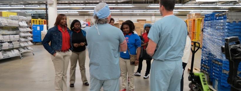 Partnership Feature: UAB Hospital's Amanda Dubois – We are Ed