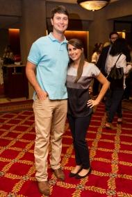 Jonathon and Krissy Howard