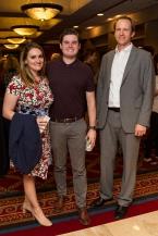 Stefanie and Caleb McKerley, Dan Stephens