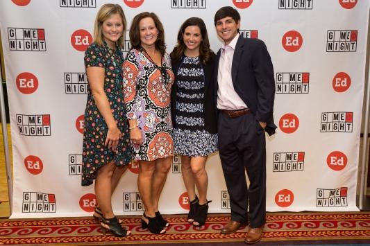 Taylor Cargal, Carla Irwin, Sloane and Robert Drumm