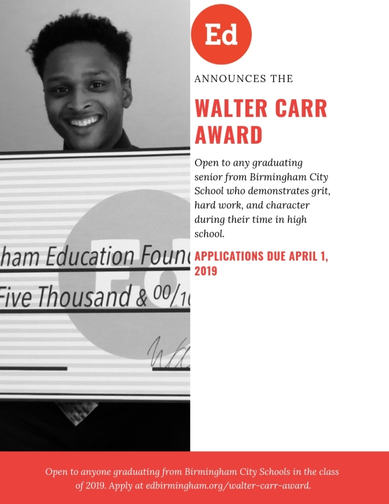 Walter Carr Award-2